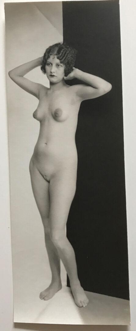 Albert Arthur Allen, 'Untitled Nude (From The Boudoir Series, no. 32)', 1916-1930