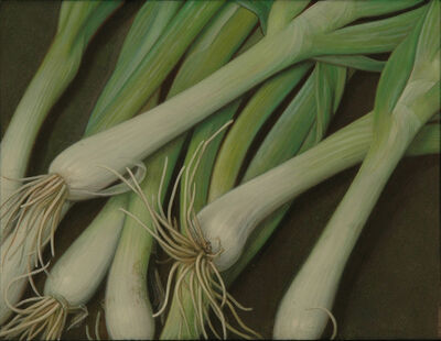 Doug Safranek, 'Green Onions', 2013