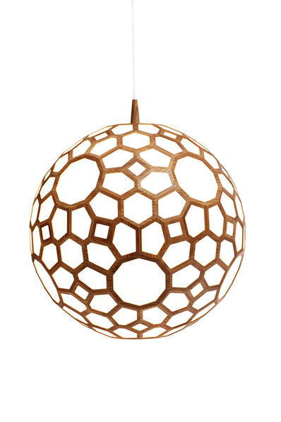 Rasmus Fenhann, 'Hikari Contrahedron', 2015