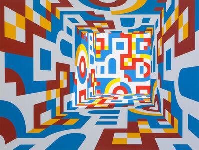 Alvar Gullichsen, 'Nova Dimensão 3', 2018