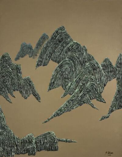 Wu Shaoxiang 吴少湘, '山水 4; Mountains, No.4', 2010
