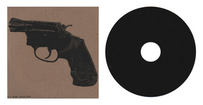 T.R. Ericsson, 'Crackle & Drag, Just as he was about to shoot me I'd wake up (track#33/0:27)', 2014