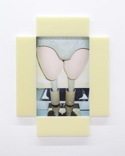 B. Ingrid Olson, 'Peeled rind, amended appendage', 2019