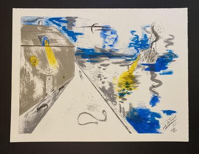 H.C. Westermann, 'Death Ship in a Port', 1972