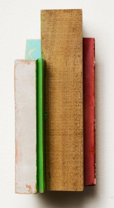 Julie Graham, 'Cornered', 2014