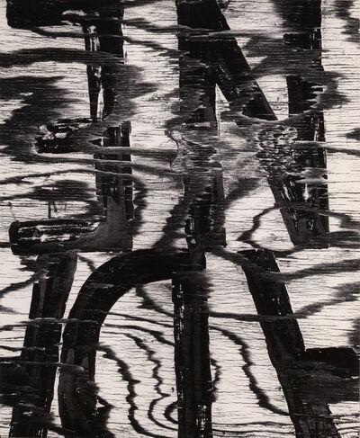 Brett Weston, 'Sign', 1977