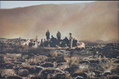 Mahmut Celayir, 'Mountain Stories 1', 2014