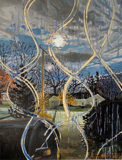 Louis Risoli, 'Moonrise', 2021