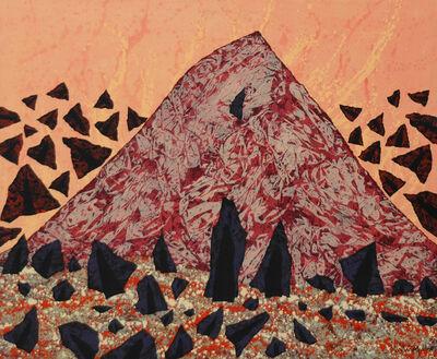 LUKSA PEKO, 'Devil's Mountain', 2011