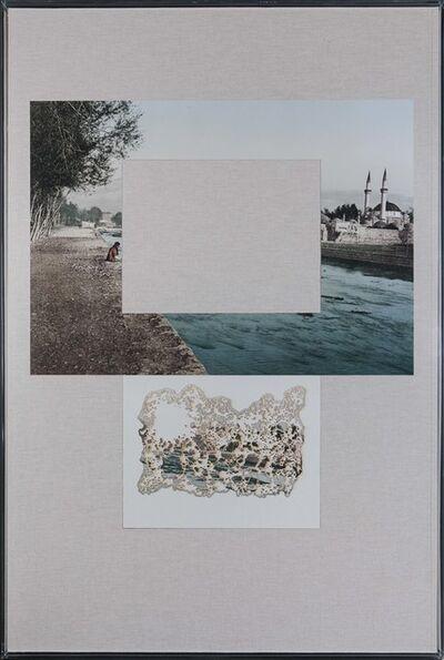 Hazem Harb, 'Damascus Triptych #3', 2018
