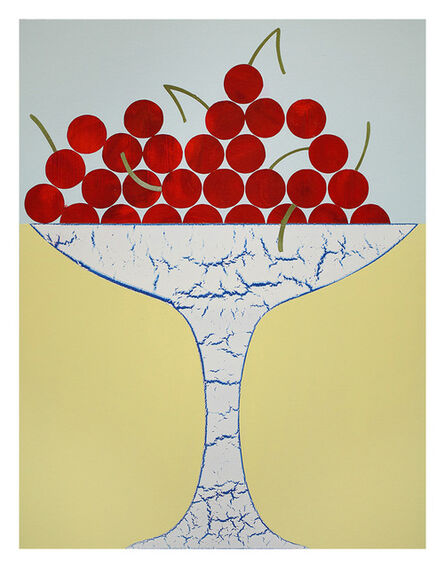 Casey Gray, 'Bowl of Cherries', 2016