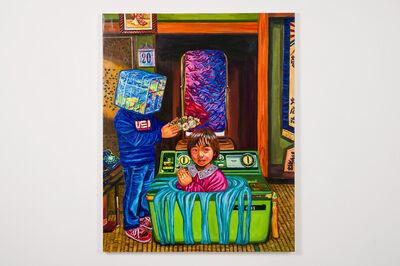 Yukiko Hata, 'Laundry Room', 2021