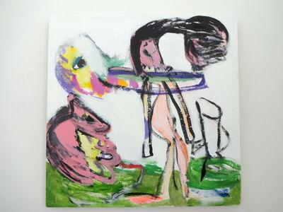 Nancy Elsamanoudi, 'Elephant Bird', 2018