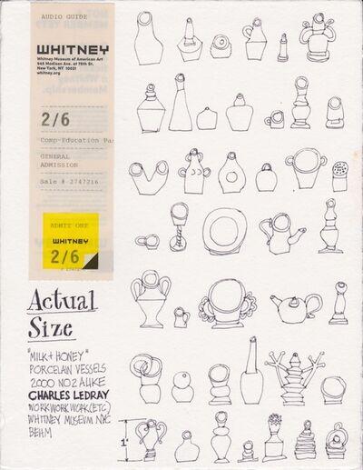 Victoria Behm, 'Actual Size', ca. 2012