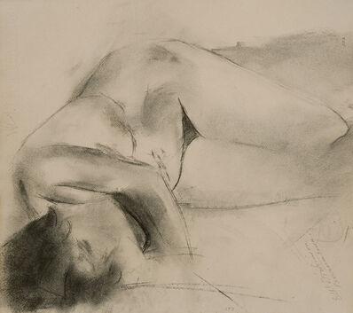 Edwin Dickinson, 'Nude, Provincetown', 1920