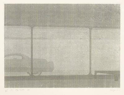 William Tillyer, 'Dry Lake II', 1971