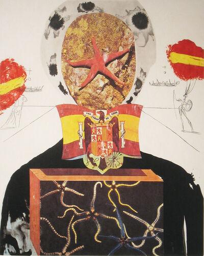 Salvador Dalí, 'Surrealist King', 1971