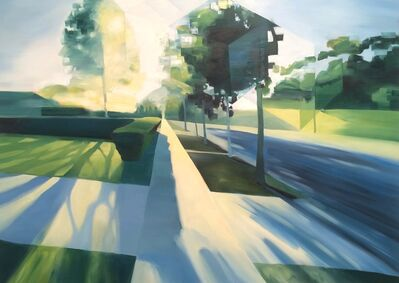 Phillip Griswold, 'Open Trajectory', 2016