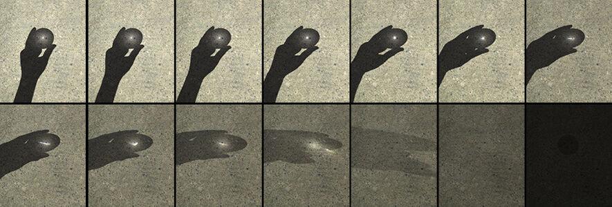 John Gerrard, 'Sun Spot Drawing (Guantanamo City) ', 2012