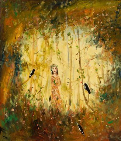 Terry-Pauline Price, 'Wreath of Flowers'