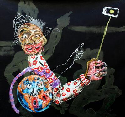 Cristiano Mangovo, 'Relembrar o Clima', 2018