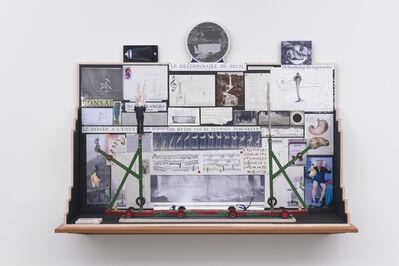 Patrick Van Caeckenbergh, 'Maquette: De drempelkundige', 2015 -2020