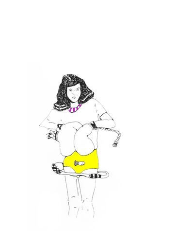 Mel Xiloj, 'Boxin'', 2013