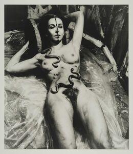 Carolee Schneemann, 'Eye Body #5', 1963/1985