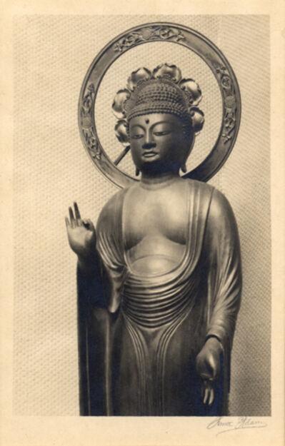 Ansel Adams, 'Buddha', 1927