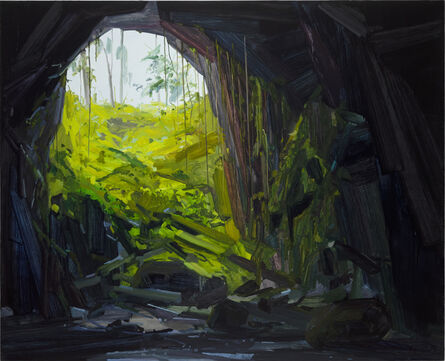 Claire Sherman, 'Cave', 2017