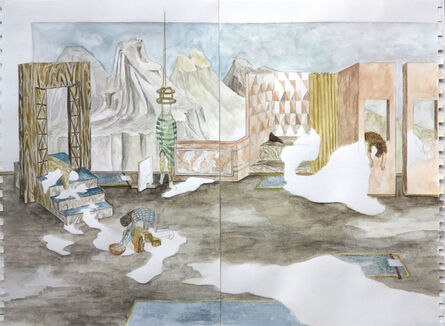 Florencia Rodríguez Giles, 'Laboratory for a Collective Dreaming Experience', 2014
