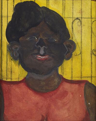 Frank Walter, 'Girl in Red Dress'