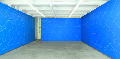 Sol LeWitt, 'Walldrawing #146A', 2000