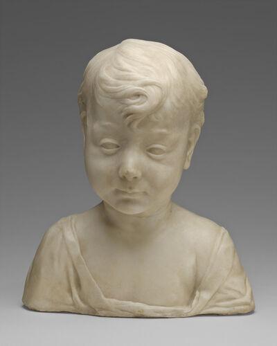 Desiderio da Settignano, 'The Christ Child (?)', ca. 1460