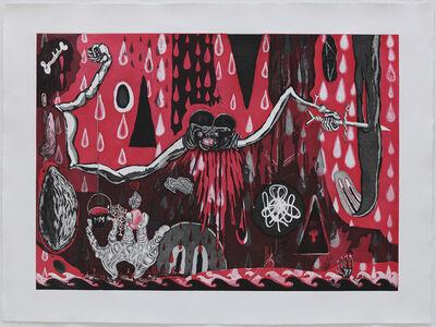 Trenton Doyle Hancock, 'A Sweet Hell', 2010