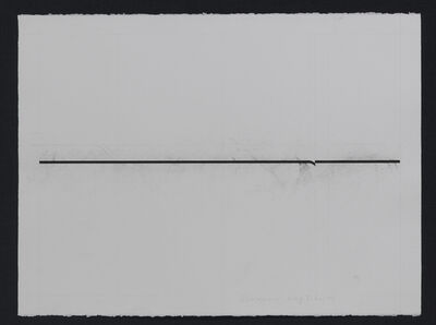 Tchunmo Nam, 'Stroke-line_2', 2015