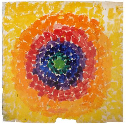 Alma Thomas, 'Untitled, Study for Resurrection', ca. 1966
