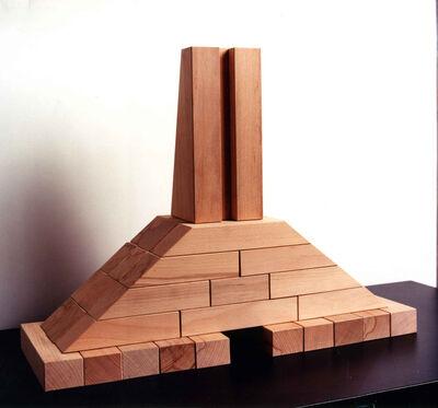 Thomas Schütte, 'Modell für ein Museum', 1981-1989