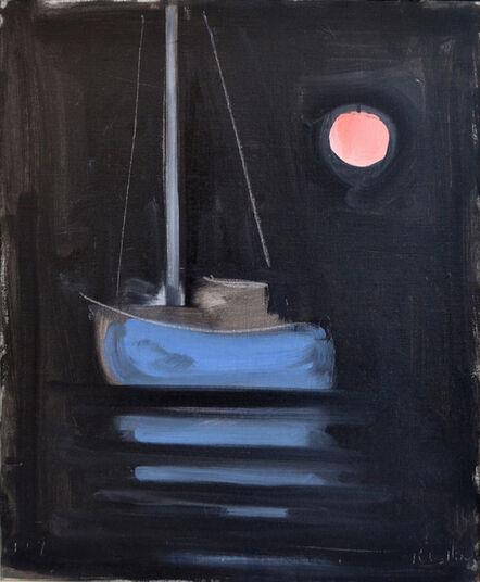 Paul Resika, 'Pink Moon', 1999