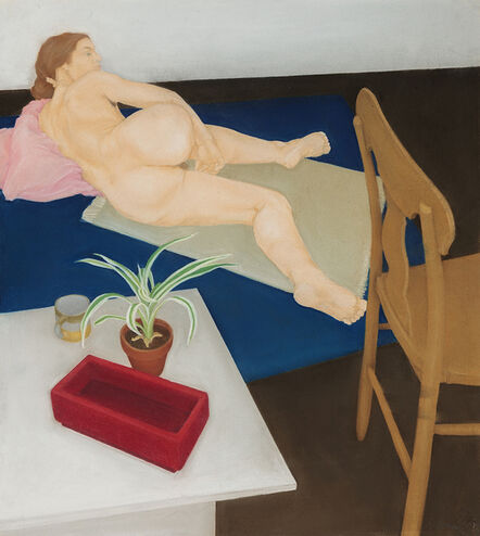 Regina Granne, 'Pastel Nude 20', Late 60s -Early 70s