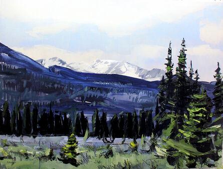 David Shingler, 'Rocky Mountain National Park', 2017