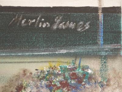 Merlin James, 'Signed', 1996