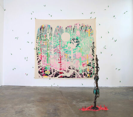 Marlene Steyn, 'How to be a forest (it's a group effort)', 2015