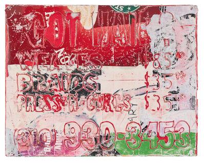 Mark Bradford, 'Untitled (MB 9693)', 2009