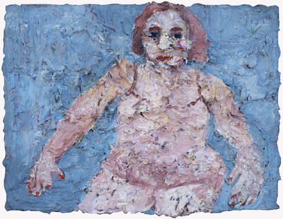 Vanessa Prager, 'Solitude in Pink', 2020