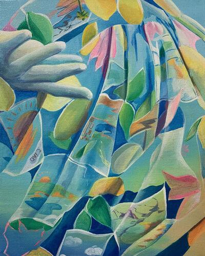 Marion Charlet, 'Soleil Vert', 2020