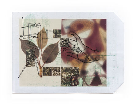 Lee Ka-sing, 'Fragments from four artists', 1991