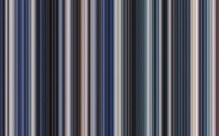 Yagiz Özgen, 'My Desk as 320 Stripes', 2013