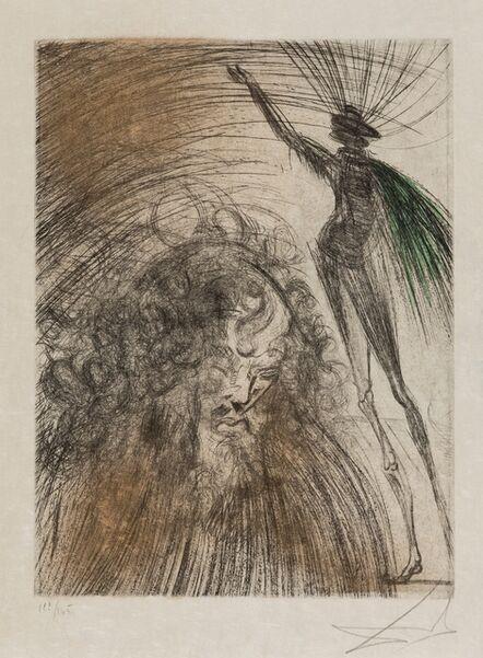 Salvador Dalí, 'Vieux Faust (Field 69-1J)', 1969
