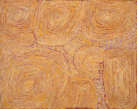 Walangkura Napanangka, 'Malparingya', 2005